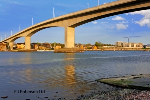 Itchen Bridge, Southampton